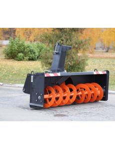 Агрегат снегоуборочный роторный