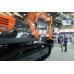 Гусеничный экскаватор E240C