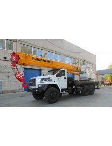 Автомобильный кран Ивановец КС-45717-2Р AIR