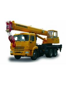 Автомобильный кран Ивановец КС-45717K-1