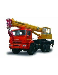 Автомобильный кран Ивановец КС-45717К-3