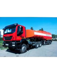Седельный тягач IVECO-AMT 633910, 6х6