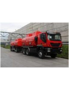 Автоцистерна для перевозки светлых нефтяных продуктов (АЦ-20-6339)