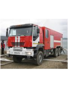 Пожарная автоцистерна АЦ-7,0-150