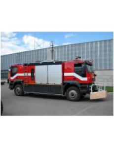 Пожарно-спасательный автомобиль с реверсивным движением ПСА-Т