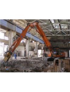 Экскаватор-разрушитель Doosan DX300LC-A Demolition