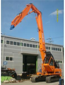 Экскаватор-разрушитель Doosan DX340LCA Demolition