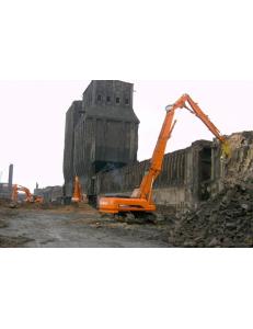 Экскаватор-разрушитель Doosan S420LC-V Demolition