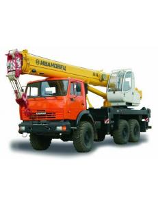 Автомобильный кран Ивановец КС-35714К-2-10
