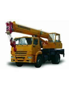 Автомобильный кран Ивановец КС-35714К-3