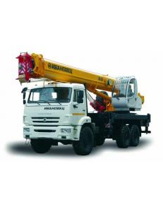 Автомобильный кран Ивановец КС-45717К-3Р