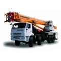 Автомобильные краны 35 тонн