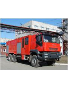 Пожарная автоцистерна АЦ - 6,0-100