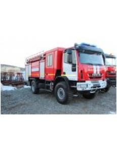 """Пожарный автомобиль АЦ 4,0-70 «IVECO- AMT 493910"""""""